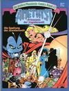 Cover for Die großen Phantastic-Comics (Egmont Ehapa, 1980 series) #42 - Amethyst - Die Spaltung der Juwelenwelt