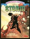 Cover for Die großen Phantastic-Comics (Egmont Ehapa, 1980 series) #45 - Storm - Im Palast des Schreckens