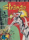 Cover for Strange (Editions Lug, 1970 series) #1