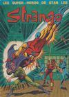 Cover for Strange (Editions Lug, 1970 series) #10