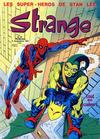 Cover for Strange (Editions Lug, 1970 series) #21