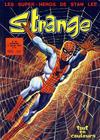 Cover for Strange (Editions Lug, 1970 series) #25