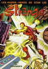 Cover for Strange (Editions Lug, 1970 series) #28