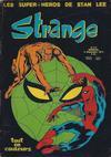 Cover for Strange (Editions Lug, 1970 series) #33