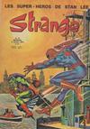 Cover for Strange (Editions Lug, 1970 series) #37