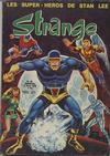 Cover for Strange (Editions Lug, 1970 series) #40