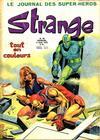 Cover for Strange (Editions Lug, 1970 series) #44