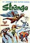 Cover for Strange (Editions Lug, 1970 series) #47