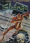 Cover for Strange (Editions Lug, 1970 series) #49