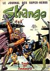 Cover for Strange (Editions Lug, 1970 series) #51