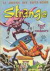 Cover for Strange (Editions Lug, 1970 series) #53