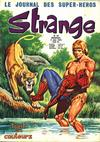 Cover for Strange (Editions Lug, 1970 series) #54