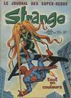 Cover for Strange (Editions Lug, 1970 series) #59