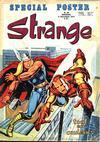 Cover for Strange (Editions Lug, 1970 series) #60