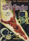 Cover for Strange (Editions Lug, 1970 series) #62