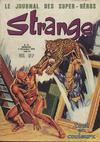 Cover for Strange (Editions Lug, 1970 series) #71