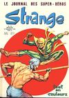 Cover for Strange (Editions Lug, 1970 series) #72
