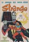 Cover for Strange (Editions Lug, 1970 series) #76