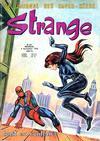Cover for Strange (Editions Lug, 1970 series) #83