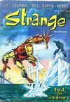 Cover for Strange (Editions Lug, 1970 series) #89