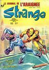 Cover for Strange (Editions Lug, 1970 series) #93