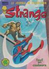 Cover for Strange (Editions Lug, 1970 series) #99