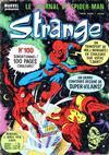 Cover for Strange (Editions Lug, 1970 series) #100