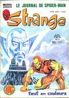 Cover for Strange (Editions Lug, 1970 series) #101