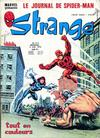 Cover for Strange (Editions Lug, 1970 series) #102