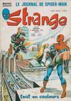 Cover for Strange (Editions Lug, 1970 series) #105