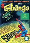 Cover for Strange (Editions Lug, 1970 series) #118