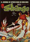 Cover for Strange (Editions Lug, 1970 series) #121