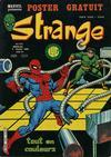 Cover for Strange (Editions Lug, 1970 series) #122