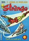 Cover for Strange (Editions Lug, 1970 series) #123