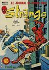 Cover for Strange (Editions Lug, 1970 series) #124