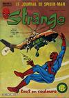 Cover for Strange (Editions Lug, 1970 series) #125