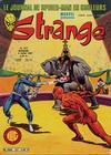 Cover for Strange (Editions Lug, 1970 series) #127