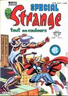 Cover for Spécial Strange (Editions Lug, 1975 series) #27