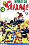 Cover for Spécial Strange (Editions Lug, 1975 series) #36