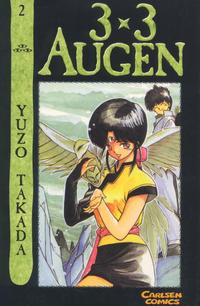 Cover Thumbnail for 3 x 3 Augen (Carlsen Comics [DE], 2002 series) #2