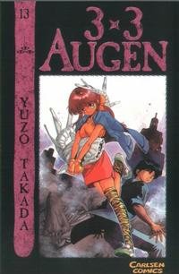 Cover Thumbnail for 3 x 3 Augen (Carlsen Comics [DE], 2002 series) #13