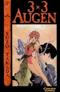 Cover Thumbnail for 3 x 3 Augen (Carlsen Comics [DE], 2002 series) #17