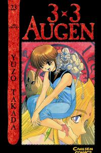 Cover Thumbnail for 3 x 3 Augen (Carlsen Comics [DE], 2002 series) #23