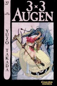 Cover Thumbnail for 3 x 3 Augen (Carlsen Comics [DE], 2002 series) #27