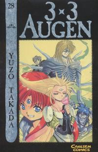 Cover Thumbnail for 3 x 3 Augen (Carlsen Comics [DE], 2002 series) #28