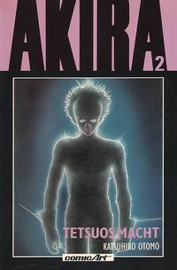 Cover Thumbnail for Akira (Carlsen Comics [DE], 1991 series) #2