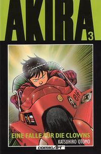Cover Thumbnail for Akira (Carlsen Comics [DE], 1991 series) #3