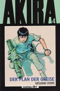 Cover Thumbnail for Akira (Carlsen Comics [DE], 1991 series) #4
