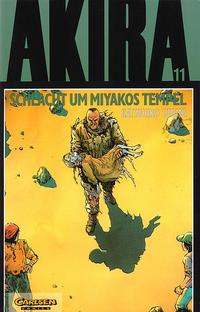 Cover Thumbnail for Akira (Carlsen Comics [DE], 1991 series) #11
