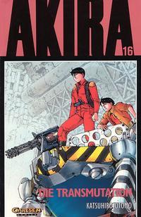 Cover Thumbnail for Akira (Carlsen Comics [DE], 1991 series) #16